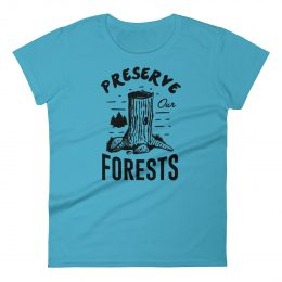 SHIRT_PreserveForest_Blue