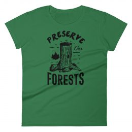 SHIRT_PreserveForest_Green