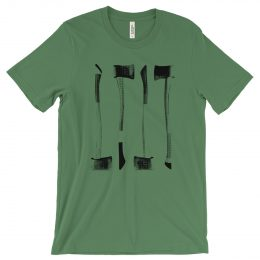 SHIRT_Axes_Green