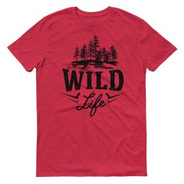 SHIRT_Wildlife_HRed
