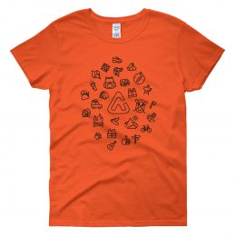 W_SHIRT_Icons_Orange