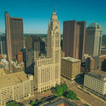 Columbus, Ohio by Tim Trad